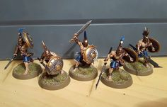 Warhammer Age of Sigmar   Conversion   Freeguild Soldiers conversions by Duncan Rhodes http://wellofeternitypl.blogspot.com #warhammer #ageofsigmar #aos #sigmar #wh #whfb #gw #gamesworkshop #wellofeternity #miniatures #wargaming #hobby #fantasy