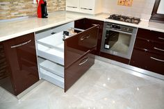 Kitchen Cabinets, Kitchen Appliances, Wall Oven, Home Decor, Diy Kitchen Appliances, Home Appliances, Decoration Home, Room Decor, Cabinets