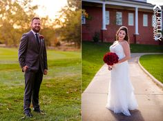 Bride and Groom portrait ideas in Columbia MO