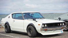 #Nissan #Skyline H/T 2000GT-R 1973