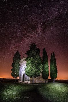 Another Time  a simple shot in amazing place in tuscany italy  Image credit: http://ift.tt/29Tc1CA Visit http://ift.tt/1qPHad3 and read how to see the #MilkyWay  #Galaxy #Stars #Nightscape #Astrophotography
