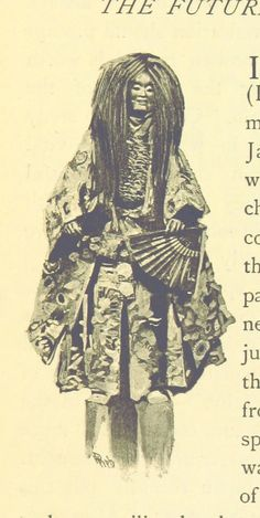 """Image taken from:  Title: """"The Real Japan. Studies of contemporary Japanese manners, morals, administration and politics ... Illustrated from photographs…"""