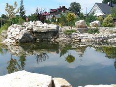 Staw ogrodowy czy lustro Lakes, Four Square, River, Garden, Outdoor, Outdoors, Garten, Lawn And Garden, Gardens