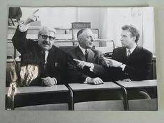 3 ganz Grosse..Willi Millowitsch,Theo Lingen und Peter Alexander