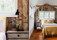 Interior Photography Toronto Cottage Bedroom #mindfulwonen #slaapkamer