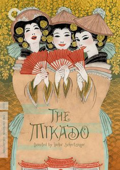 The Mikado (brings back memories of 'Pitti-Sing' and The Augusta Opera).