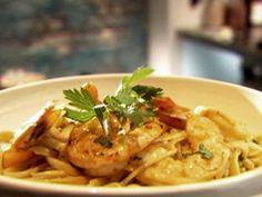 Creamy, Garlicky Shrimp Skillet Recipe | Food Network Kitchen | Food Network