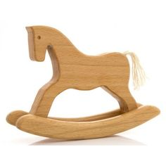 Milton Ashby - Rocking Horse Natural