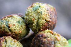 Grain Foods, Meatball Recipes, Vegan Vegetarian, Vegan Recipes, Recipies, Muffin, Vegetables, Breakfast, Healthy Food
