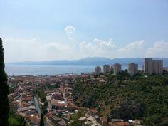 With huge passion to life: Instagram Travel Thursday: Yllätyksellinen Rijeka