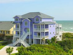 13 best beach house images in 2019 oceanfront vacation rentals rh pinterest com