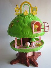 1983 koeda chan tree house (sirimaedoll) Tags: japan vintage doll takara koedachan koeda  babycandy lucievillage