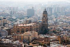 Malaga Cathedral – Catedral de Málaga, Spain, via Flickr.