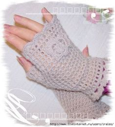 Wrist warmers + diagram - SHARON!!!!!  Please make these for me!  : )