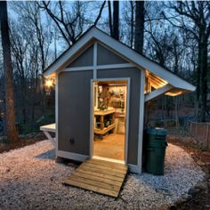Workshop Man Space On Pinterest Wood Shops Small Sheds