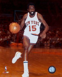 CIAA product and NBA standout Earl the Pearl Monroe. His wizardry was unforgettable.