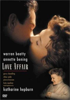 A remake of 'Love Affair' (1939) and 'An Affair to Remember' (1957), this big-budget love story finds two people falling in love just when they have given up looking for it, tragically promising to meet each other atop the Empire State Building when they are free of their loveless relationships. Hepburn cameos as a seraphic mother figure who blesses their impulsive union. Watch the full movie, http://youtu.be/TWNrs1x0CQ4