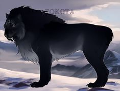 ID 45466 by TotemSpirit on DeviantArt Fantasy Wolf, Fantasy Beasts, Mythical Creatures Art, Fantasy Creatures, Cartoon Dog Drawing, Fantasy Drawings, Creature Concept Art, Anime Animals, Warrior Cats