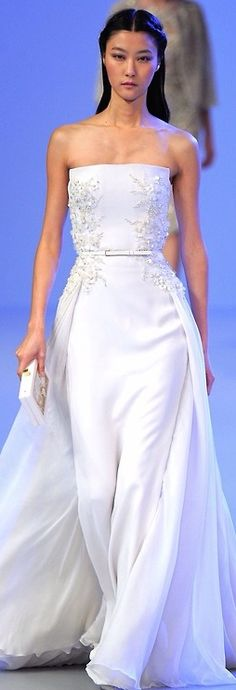 Elie Saab Couture ~ Spring 2014