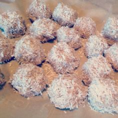 Cacao-Coconut Nut Butter Balls