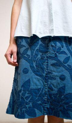 Alabama Chanin - Paradise Maxine Skirt