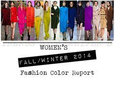 Fall/winter 2014 color report