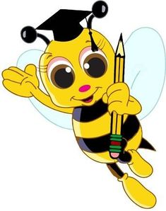 Naughty Emoji, Bee Pictures, Cute Bee, Cute Clipart, Bee Art, Circus Theme, Animal Projects, Bee Theme, Bee Happy