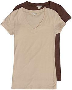 Bella Ladies Junior Fit Sylvia Tri-Blend Deep V-Neck T-Shirt 8435