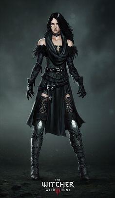 Йеннифер-Witcher-Персонажи-The-Witcher-фэндомы-3115497.jpeg (700×1200)