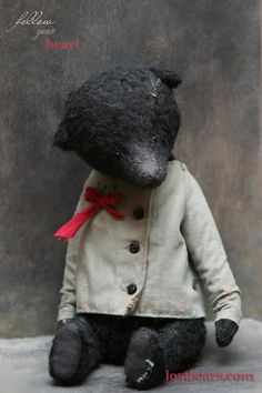 Lost Bears: До Нового  Года осталось 8 дней