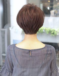 大人かわいい上品ショート(SG-256) | ヘアカタログ・髪型・ヘアスタイル|AFLOAT(アフロート)表参道・銀座・名古屋の美容室・美容院