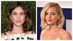 10 nye produkter! Trendy haircuts for medium hår 2017   beautysummary