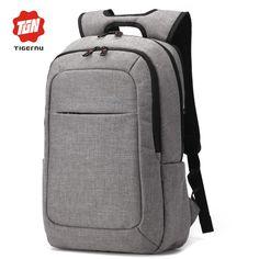 2016 New Designed Men's Backpacks Bolsa Mochila for Laptop 14 Inch 15 Inch Notebook Computer Bags Men Backpack School Rucksack -- You can find more details by visiting the image link.