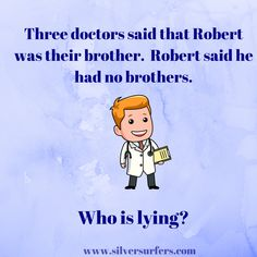 Riddles with answers - Silversurfers Riddles With Answers, How To Find Out, Sayings, Facebook, Puzzles, Mental Health, Kids, Young Children, Boys