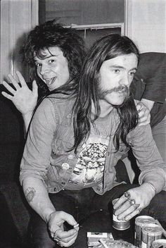 Lemmy and Phil