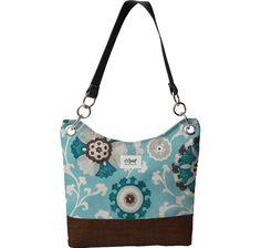 Sedona Shoulder Tote-Monet Handbags