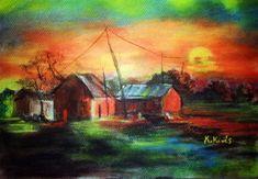 K.Kivés Art - Képgaléria - Kedvenc képeim Techno, Painting, Art, Painting Art, Paintings, Kunst, Paint, Draw, Art Education