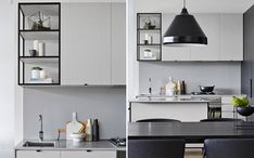 Exquisite kitchen...Parkside Display Suite- Mim Design, photography by Peter Clarke