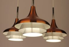 Shop chandeliers and pendants and other antique, modern and contemporary lamps and lighting from the world's best furniture dealers. Glass Pendant Light, Chandelier Pendant Lights, Modern Chandelier, Glass Pendants, Danish Modern, Mid-century Modern, Chandeliers, Retro Lamp, Pressed Glass