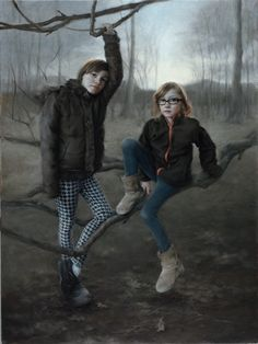 katieohagan.com - love the moody feel of this painting
