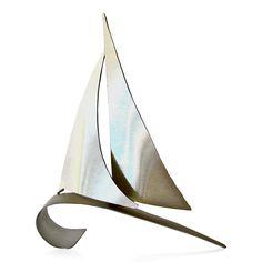 Metal Art Sculpture, Abstract Sculpture, Art Fer, Copper Work, Hobbit Hole, Scrap Metal Art, Wood Boats, Iron Art, Wooden Lamp