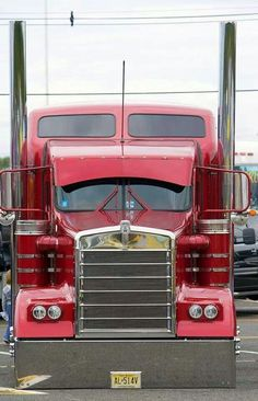 Custom Kenworth with a vista sleeper Show Trucks, Big Rig Trucks, Dump Trucks, Old Trucks, Heavy Duty Trucks, Heavy Truck, Custom Big Rigs, Custom Trucks, Ranger