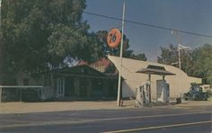 old gas stations 210