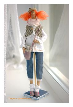 Muñeca de Tatyana Bushmanova