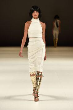 Zhivago - Mercedes-Benz Fashion Week Australia 2015 - Zimbio