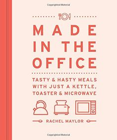 Made in the Office: Tasty And Hasty Meals With Just a Ket... https://www.amazon.com/dp/0711238219/ref=cm_sw_r_pi_dp_x_DPaEyb27QJTN5