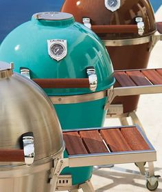 The Caliber Thermashell Pro Charcoal Grill does more than just grill; it also helps you roast, smoke and bake your way to five-star entertaining.