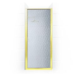 Coastal Shower Doors Paragon Series 34 in. x 82 in. Framed Continuous Hinged Shower Door in