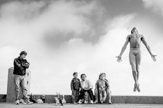 ''Pueblo Ballet'', de Santiago Barreiro, en la Fotogalería Ciudad Vieja - Montevideo Portal