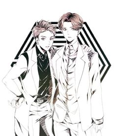 looking good ~ Bts Fans, Kpop Fanart, Luhan, New Image, Chibi, Fan Art, Portrait, Anime, Pictures